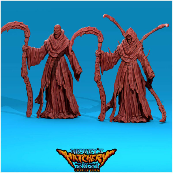 Cultists of the Crimson Spider
