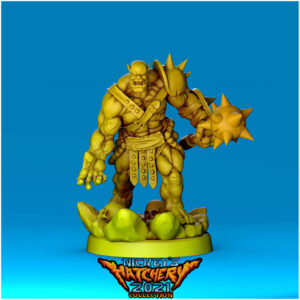 Orc Crusher - The Mountain Tribe